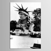 1 panel Art Canvas Painting New York Statue of Liberty Wall Pictures For Living Room Wall Decoration(China)