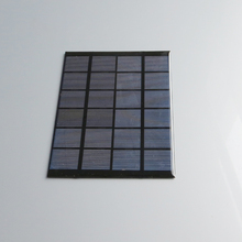 2pcs x 6V 2W 2 Watts Mini monocrystalline polycrystalline solar Panel charge battery regulator diy(China)