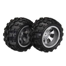 Hot Wltoys A979 1:18 RC Car Spare Parts Left Tire A979-01(China)