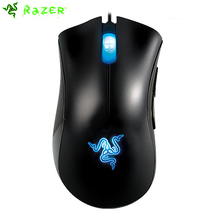 Razer DeathAdder Wired Gaming Mouse Left-handed Edition Full Online Multilingual Packaging 3.5G Optical Sensor With 3500 DPI