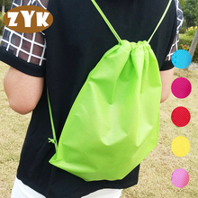 30*40cm Eco Friendly Reusable Shopping Bags Cloth Fabric Grocery Packing Recyclable Bag Fashion Simple Design Tote Handbag(China)