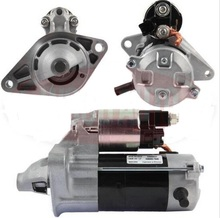 NEW 12V STARTER MOTOR FOR TOYOTA YARIS 1.0L 1.3L 0986020571 0986023550 2057 2355 2280008360 4280003370 4280007840 2810023030(China)