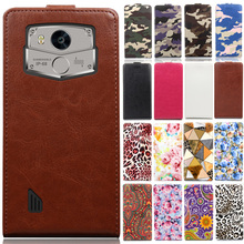 BOGVED brand Luxury Card Slot flip cover PU Leather Case For Blackview BV7000 Pro(China)