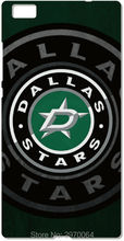 Dallas Stars NHL Phone Cover For Huawei Honor 6 7 Ascend P6 P7 P8 P9  P10 Lite Plus Mate 7 8 For Blackberry Z10 Z30 Q10 Case