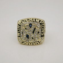 High Quality 2000 New York Yankees World Series Championship Ring Great Gifts