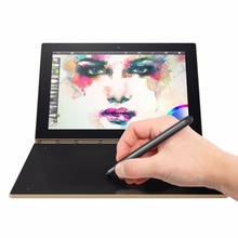 Lenovo YOGA BOOK X90L NetBook PC 10.1 inch Tablet 4GB 64GB Android 6.0 Home Intel Atom x5-Z8550 Stylus Pen 4 Modes Tablets PC(China)