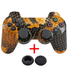 EastVita for PS3 Controller Bluetooth Wireless Bluetooth Joystick for DUALSHOCK 3 SIXAXIS for Play Station 3 Game Controller r30(China)