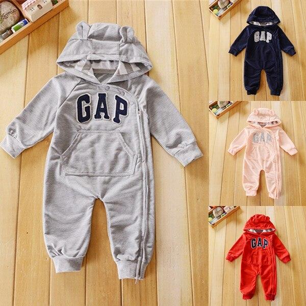 Name brand baby clothes unisex new born long sleeve hoodies roupa de bebe recem nascido macacao de marca ropa bebe recien nacido<br><br>Aliexpress