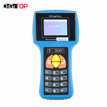 Main Unit of T300 Key Programmer Spanish V2014.14.2 T300  Car Key Program Tool with Best Quality