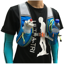 ULTRA-TRI Trail Running Backpack Lightweight Outdoor Sport Bag Race Training Professional Vest Pack 8L