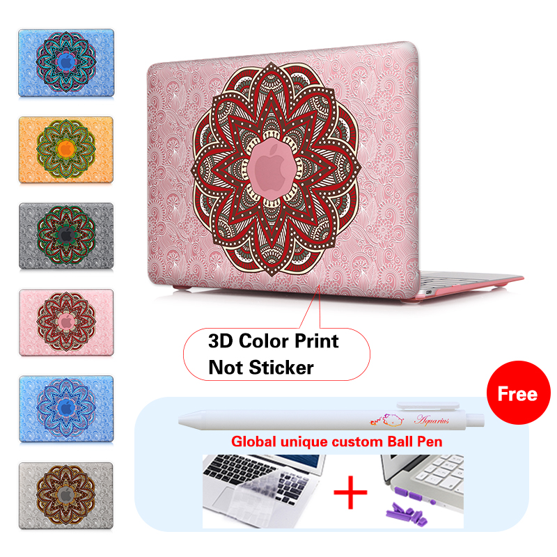 Universum Style Mandala Pattern Laptop Sleeve Case For Print Shell Air 11 13 Macbook Pro Retina 13 15 Cover For New Mac book 12<br><br>Aliexpress