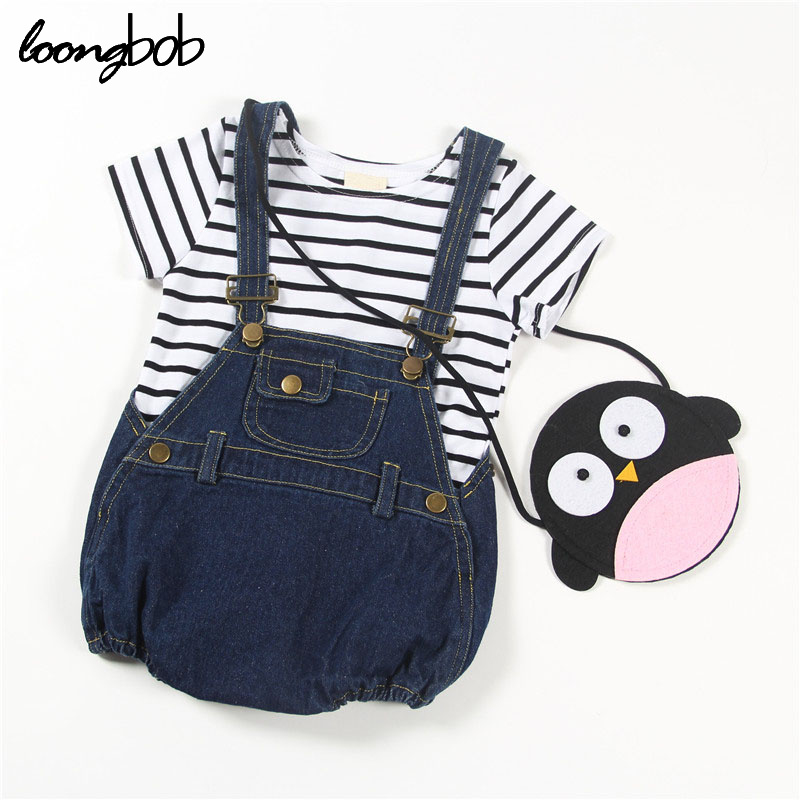 3-24 Months Kids Baby Girl Overall Denim Jeans Summer Clothes Toddler Newborn Suspender Shorts Baby Jumpsuit New Born Romper<br><br>Aliexpress