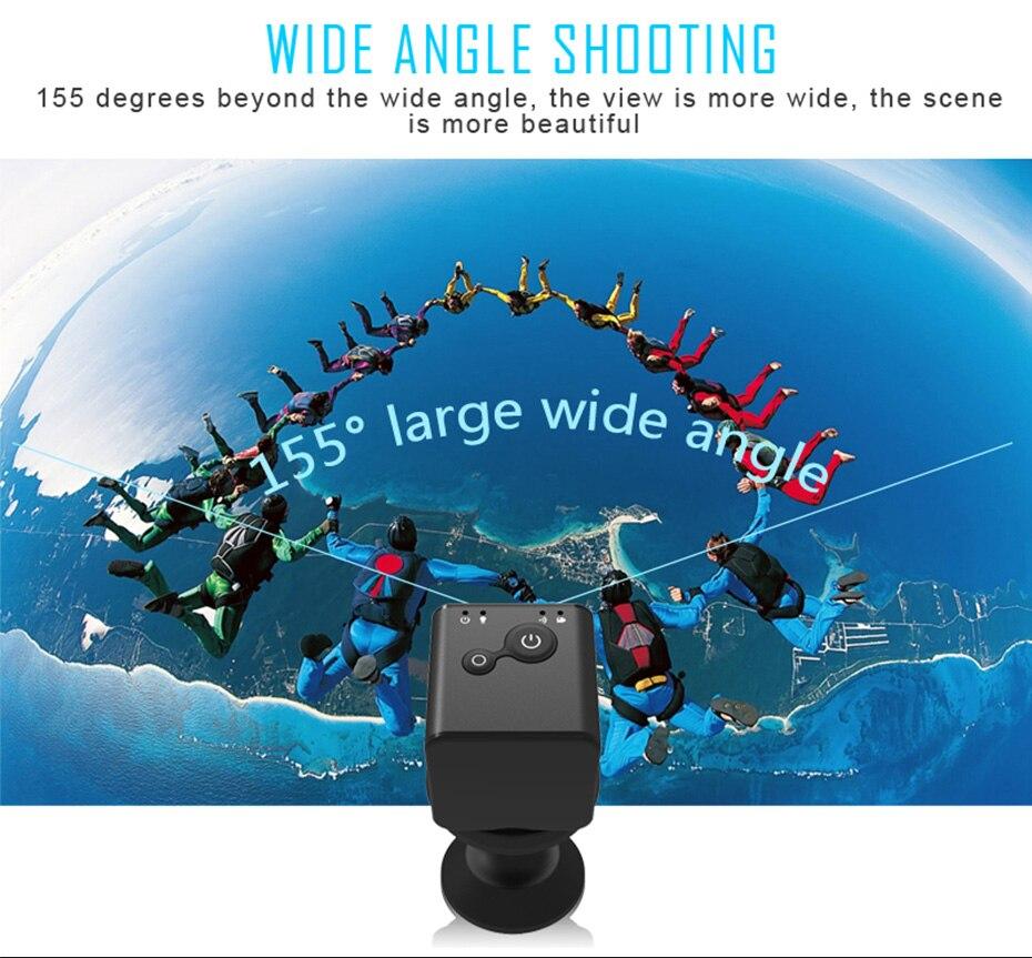 New Mini SQ13 Camera Full HD 1080P Wifi DV DVR Wireless Cam Video Camcorder Recorder Night Vision Small Camera like sq8 sq12 (9)