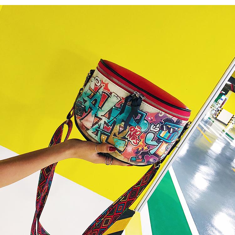 Cross body Shoulder Bag Handbag Flower print one shoulder messenger bags bolsa feminina bag 55 Online shopping Bangladesh