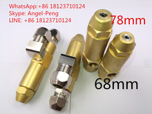7pcs Siphon Fuel Burner,Mistking oil spray nozzle,Oil Atomizer Nozzle,brass siphon feed type air atomizing nozzle