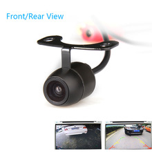 Car Parking Rear Front view Camera Front Side Reversing Backup Camera for VW Renault Ford Opel Peugeot(China)
