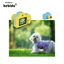 New Mini Cute Kids Digital Camera Children 1.0MP 1.5 inch Shoot LSR Cam Take Picture Creative For Baby Birthday Christmas Gift