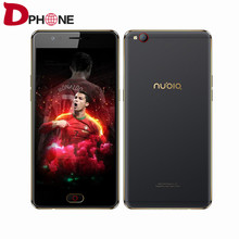"2017 newest ZTE Nubia M2 Lite 5.5"" HD MT6750 octa core Android M 4G TD LTE smartphone 4GB RAM 32GB ROM 16MP GLONASS Touch ID"