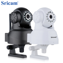 Sricam SP012 720P Wireless IP Camera Home Security Camera System Wifi Pan / Tilt Surveillance IPcam P2P Baby Monitor Remote View