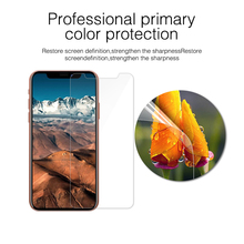 500pcs Tempered Glass Screen Protector Excellent Fitting Premium 9H Screen Protector Featuring Anti-scratch For iphoneXreeDHL(China)