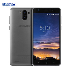 Blackview R6 Lite 5.5 Inch Smartphone 3G 1.3GHz Android 7.0 1GB +16GB Smart Gesture WiFi GPS 3000mAh Mobile Phone(China)