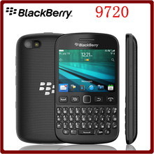 9720 Unlocked Original blackberry 9720 QWERTY Keyboard 5MP Support GPS WiFi Capacitive Screen Smartphone one year warranty