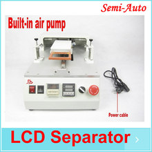 Semi Automatic LCD Separator Machine /Auto Seperator to Repair /Split /Refurbish Glass Touch Screen for iPhone Samsung