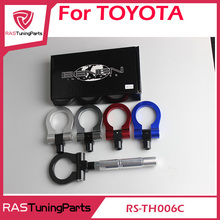 BENEN Racing Screw Front Tow Hook For TOYOTA Car TH006C()