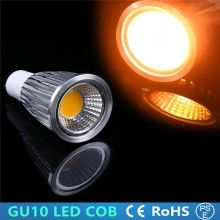 Super Bright GU10 led bulb Light Dimmable Led Warm/Pure/White 85-265V 9W 12W 15W GU10 COB LED lamp light GU 10 led Spotlight