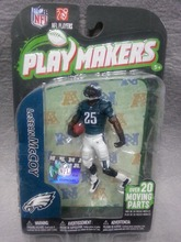 "NEW McFarlane NFL Playmakers Series 3 LeSean McCoy Action Figure 3.75"" Philadelphia Eagles(China)"