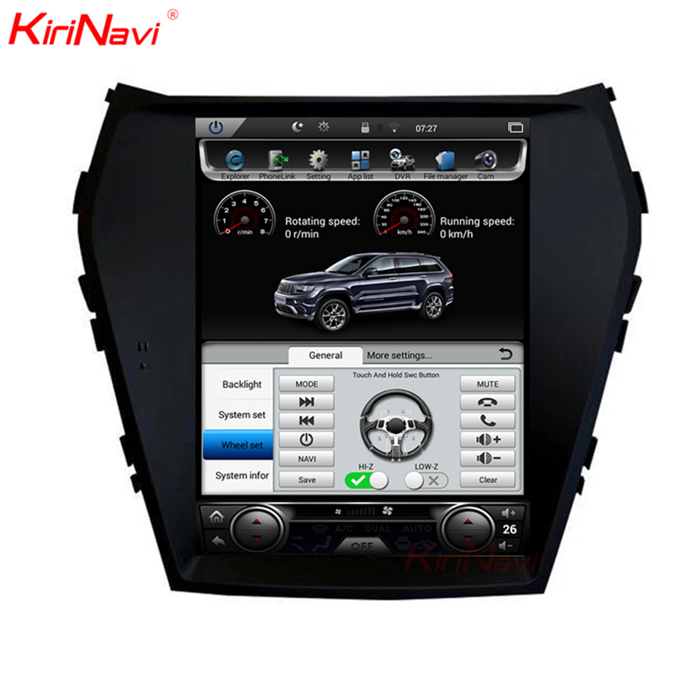 for hyundai ix45 santa fe navigation (3)