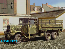 New Arrivial! ICM model 35466 1/35 Henschel 33D1, WWII German Army Truck plastic model kit