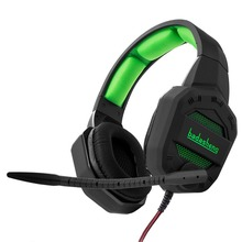 USB Virtual 7.1 Gaming Headset for PC , PS4 , Iphone , Ipad , Smartphone , Tablet , Laptop PC , Mac & XBox One with LED light(China)