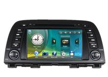 Car DVD GPS Navigation for Mazda6 CX-5 mazda6 with Bluetooth Ipod 1080P