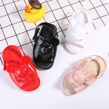 Buy Mini Melissa 2018 Mickey Jelly Sandals Children Sandals Animal Mini Melissa Children Shoes Lovely Melissa Sandals for $19.99 in AliExpress store