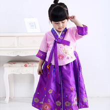 Child Hanbok Korean New Design Kids Hanbok Korean Dress Children Girls Korean Hanbok Korean Clothing Store