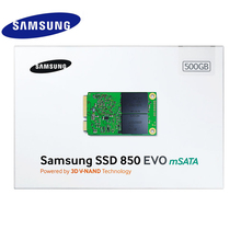 Samsung Internal SSD 850 EVO mSATA SATA III 250GB 500GB 1T Solid State Drive HD Hard High Speed for PC Computer Desktop(China)