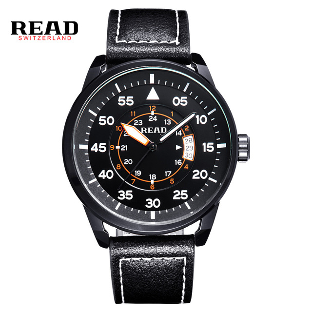 READ new Large Dial Mens Business Men quartz waterproof watch movement 2062<br><br>Aliexpress