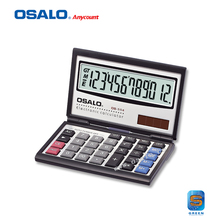 OS-554 Folding Calculator Solar Power Business Desktop Calculadora Handheld Calculatrice Computer
