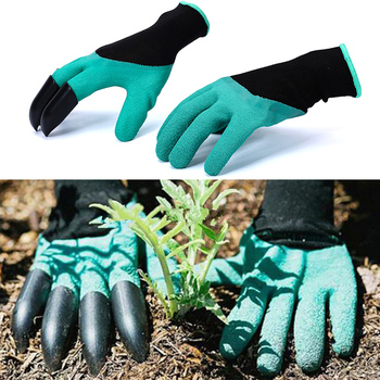 Channy Garden With Fingertips Claws Quick Easy to Plant