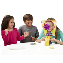 Pie Face Argos Family Parent Child Party Novelty Toy Whipped Cream Board Game Fun Prank Funny Gadget Joke Brinquedo