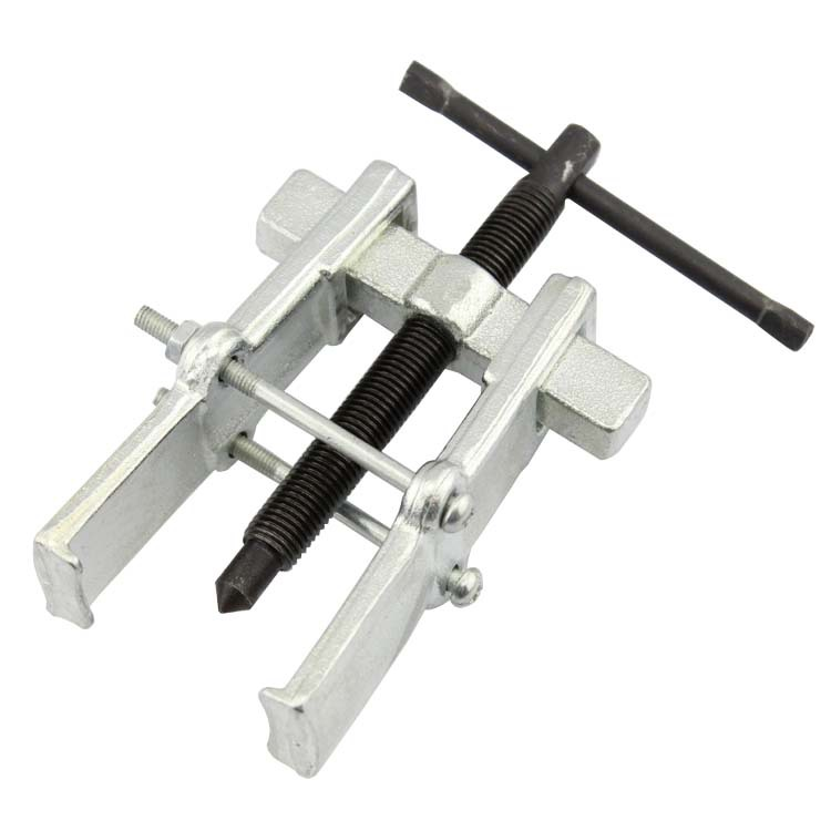 Pump Wall Pulley #45 Steel Remover Straight Type Two Claws Bearing Gear Puller Hand Tool 200#<br><br>Aliexpress