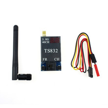 TS832 40Ch 5.8G 600mw Wireless Video Transmitter for RC FPV Aerial Photography