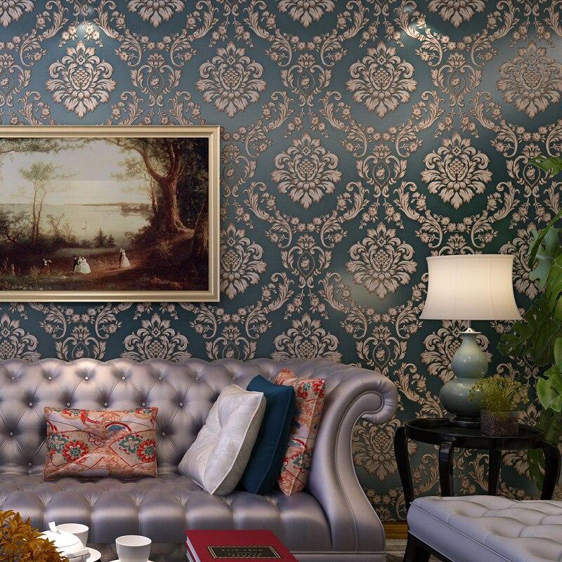 beibehang 3d European wallpaper for walls 3 d living room bedroom sofa tv backgroumd of wall paper roll papel de parede listrado<br>