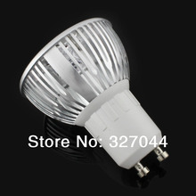 free shipping 10pcs/lot china ac 230v 50w halogen replacement 3*3W gu10 lamp led indoor spotlight(China)