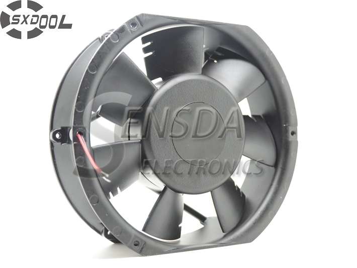 SXDOOL JQ24B3 JQ24BOVX DC 24V 1.0A 17251 17CM wind inverter fan case fan 3425RPM<br>