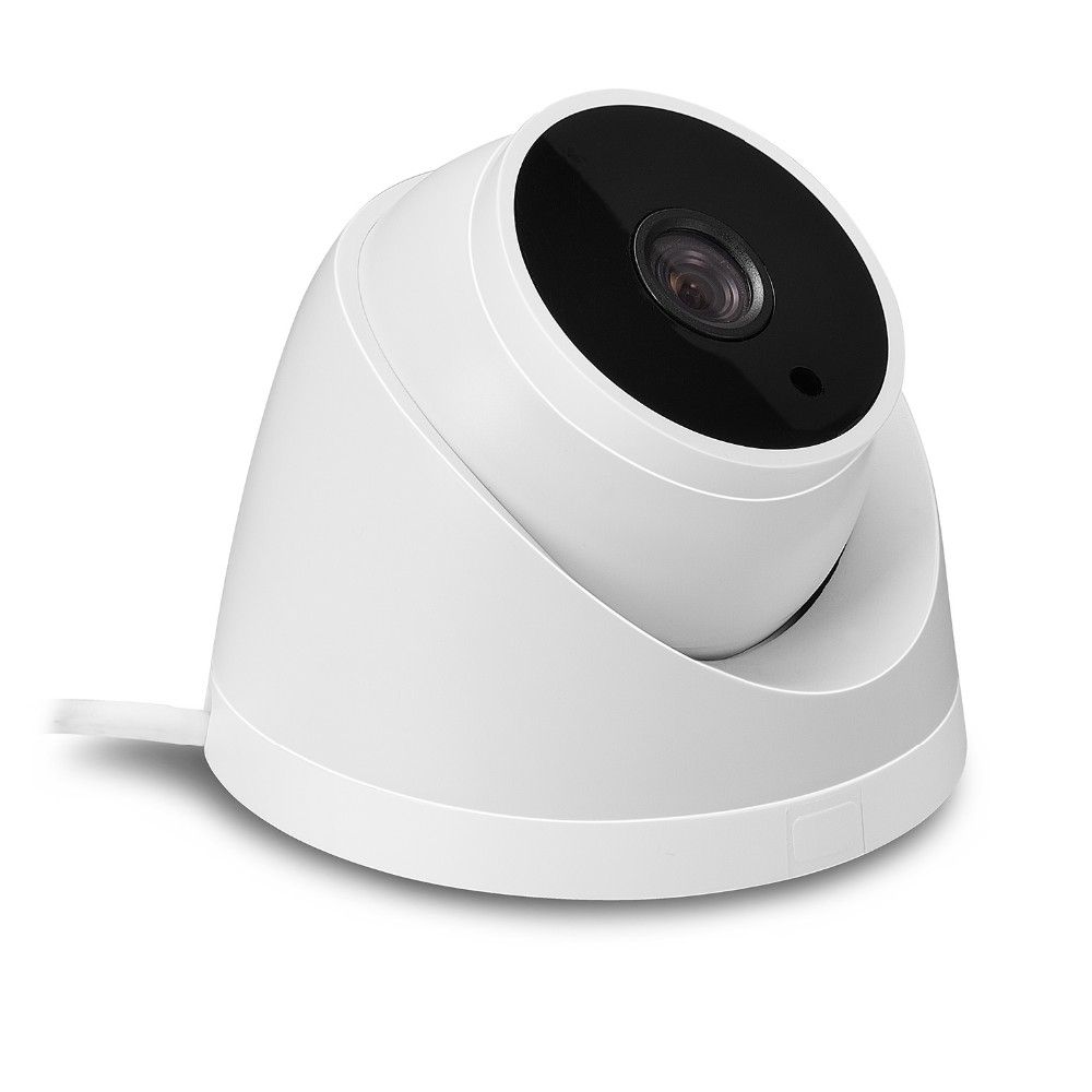 Free shipping New arrival  H265 2MP 3MP 4MP Full HD alarm CCTV camera IPC IR array P2P Network Dome security IP camera<br>