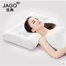JAGO Cassia seed pillow, cervical vertebra pillow, neck protecting, buckwheat pillow core,Lavender pillow for adults(China)