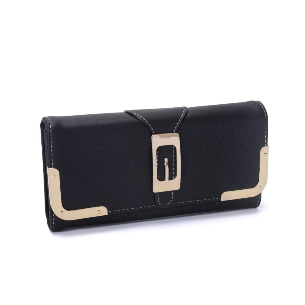 ANNA JONES 2017 Newest Brand Desinger  Womens wallet purse bag tote purses Black Purse discount designer purses VKP1389<br><br>Aliexpress