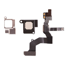 New Proximity Sensor Light Flex Cable with Earpiece Metal Bracket For iPhone 5 5G  Front Camera Assembly Flex Cable